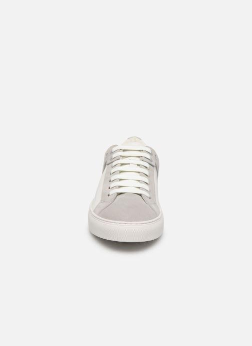 Baskets Hugo Futurism_Tenn_nasd Blanc vue portées chaussures