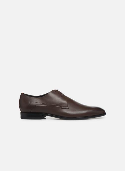 Chaussures à lacets Hugo Appeal_Derb_lt1 Marron vue derrière