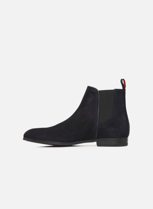 Bottines et boots Hugo Boheme_Cheb_sd Bleu vue face