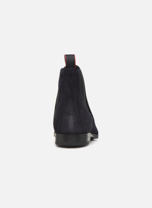 Bottines et boots Hugo Boheme_Cheb_sd Bleu vue droite