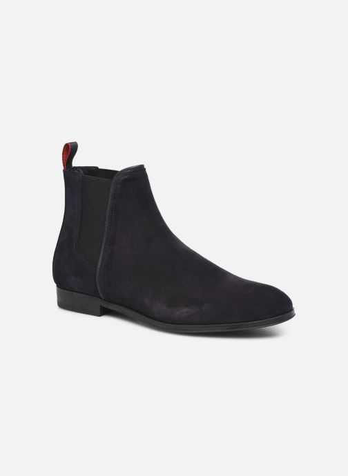 Bottines et boots Hugo Boheme_Cheb_sd Bleu vue détail/paire