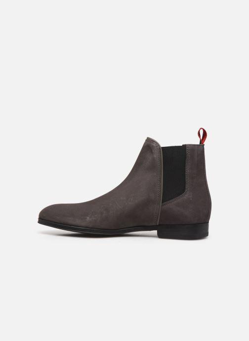 Bottines et boots Hugo Boheme_Cheb_sd Gris vue face