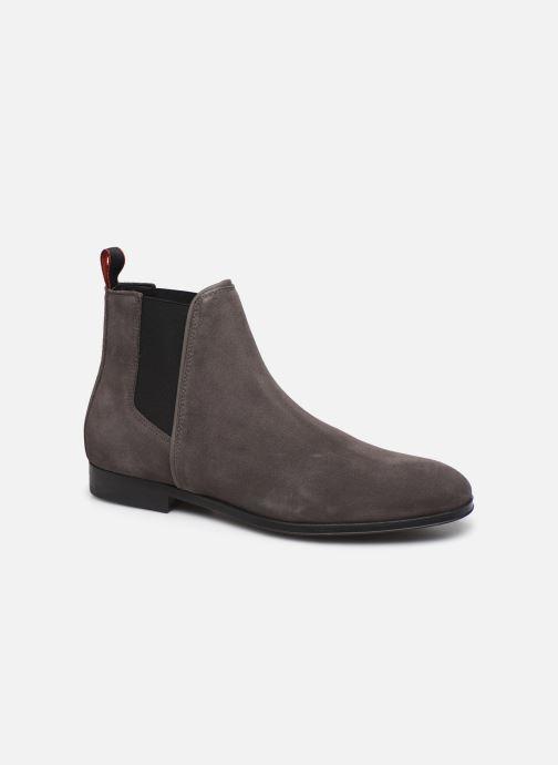 Bottines et boots Hugo Boheme_Cheb_sd Gris vue détail/paire