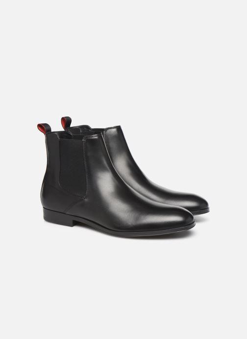 Bottines et boots Hugo Boheme_Cheb_ltst Noir vue 3/4