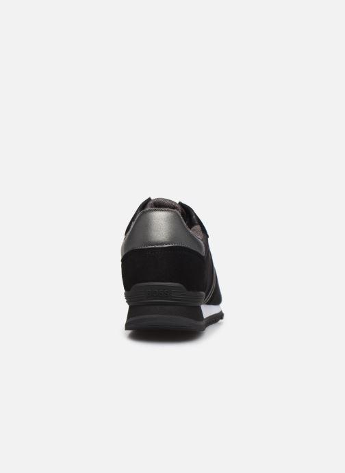 Sneakers BOSS Parkour_Runn_nymx2 10214574 01 Nero immagine destra