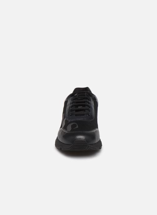 Baskets BOSS Velocity_Runn_logo2 10212274 01 Noir vue portées chaussures