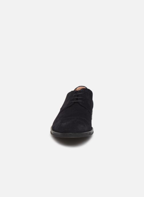 Chaussures à lacets BOSS Coventry_Derb_sdwr 10212392 01 Gris vue portées chaussures