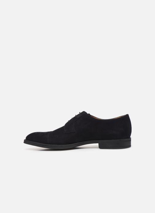 Chaussures à lacets BOSS Coventry_Derb_sdwr 10212392 01 Gris vue face