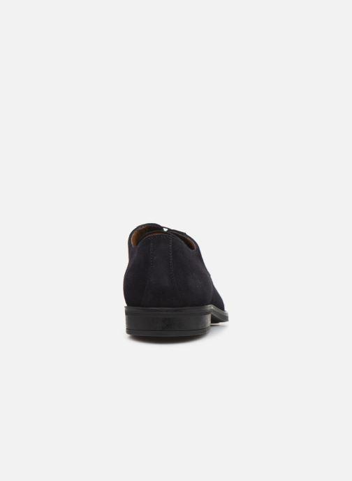 Chaussures à lacets BOSS Coventry_Derb_sdwr 10212392 01 Gris vue droite