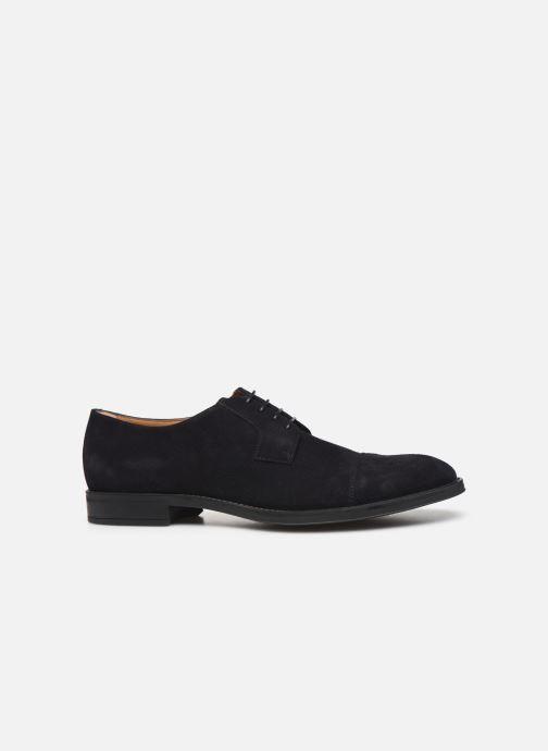Chaussures à lacets BOSS Coventry_Derb_sdwr 10212392 01 Gris vue derrière