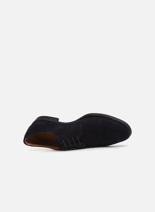 Chaussures à lacets BOSS Coventry_Derb_sdwr 10212392 01 Gris vue gauche
