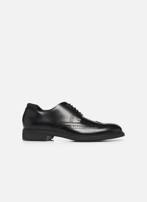 Lace-up shoes BOSS Firstclass_Derb_ltbg 10209087 01 Black back view