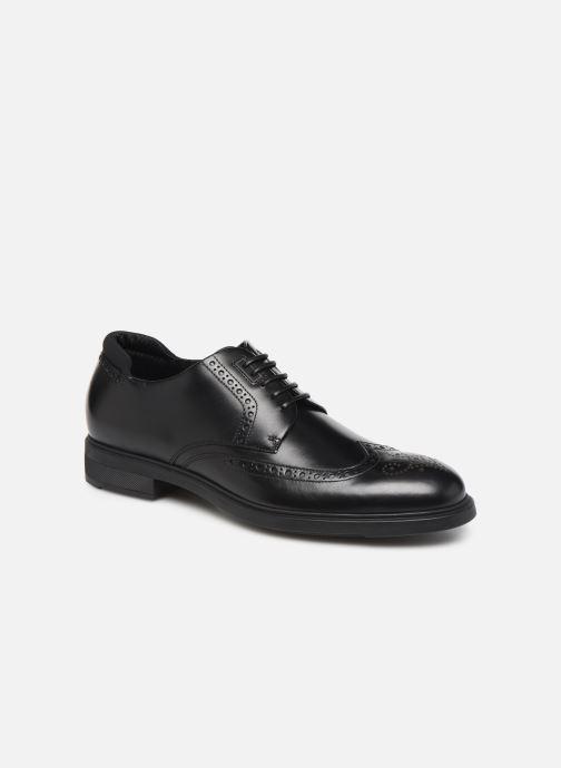 Lace-up shoes BOSS Firstclass_Derb_ltbg 10209087 01 Black detailed view/ Pair view