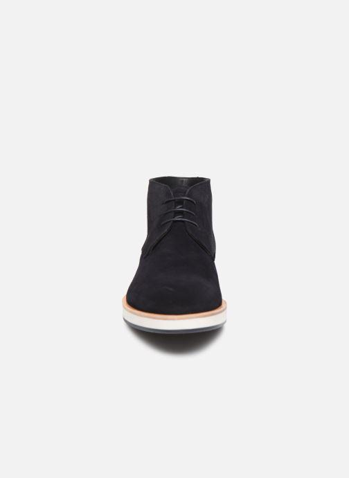Bottines et boots BOSS Oracle_Desb_sdf 10222091 01 Marron vue portées chaussures
