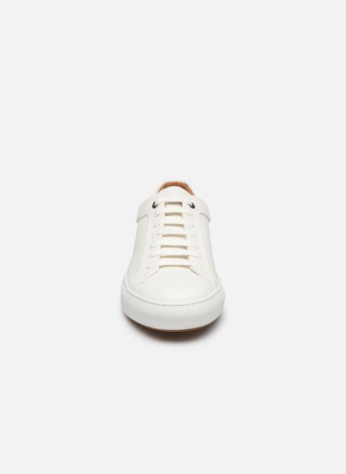 Baskets BOSS Mirage_Tenn_bu 10195271 01 Bordeaux vue portées chaussures