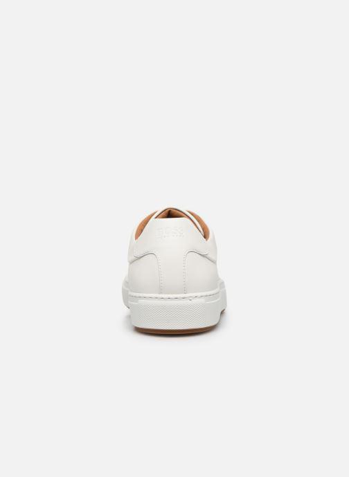 Baskets BOSS Mirage_Tenn_bu 10195271 01 Bordeaux vue droite