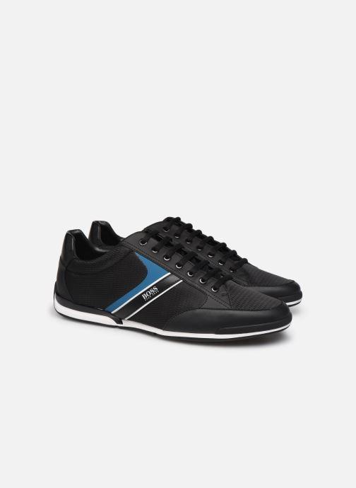 Sneakers BOSS Saturn_Lowp_nyrb 10220040 01 Azzurro immagine 3/4