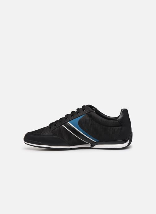 Sneakers BOSS Saturn_Lowp_nyrb 10220040 01 Azzurro immagine frontale