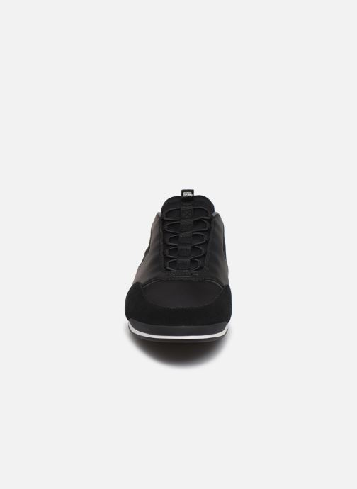 Trainers BOSS Saturn_Slon_nymx 10219013 01 Black model view