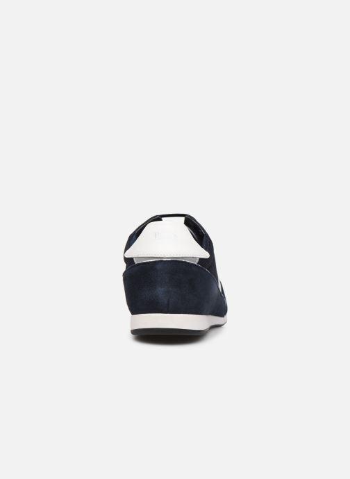 Baskets BOSS Glaze_Lowp_mewt 10220062 01 Bleu vue droite