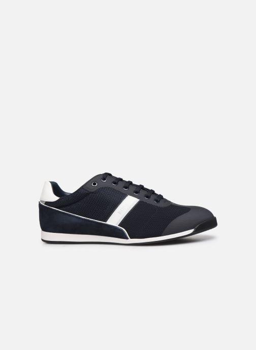 Sneakers BOSS Glaze_Lowp_mewt 10220062 01 Grijs achterkant