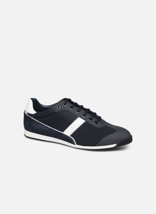 Sneakers BOSS Glaze_Lowp_mewt 10220062 01 Grijs detail
