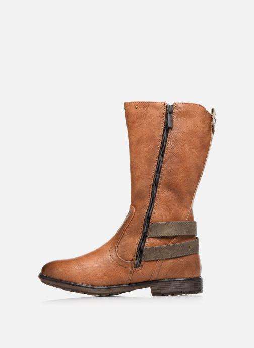 Bottes Mustang shoes 5043610 Marron vue face