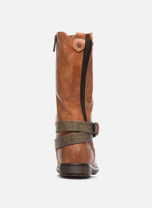 Bottes Mustang shoes 5043610 Marron vue droite