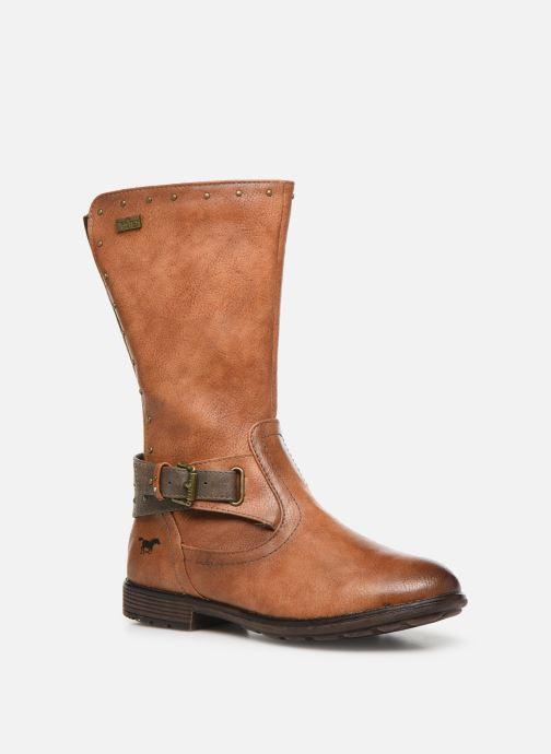 Bottes Mustang shoes 5043610 Marron vue détail/paire