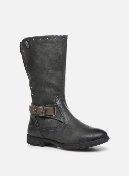 Boots & wellies Mustang shoes 5043610 Grey detailed view/ Pair view