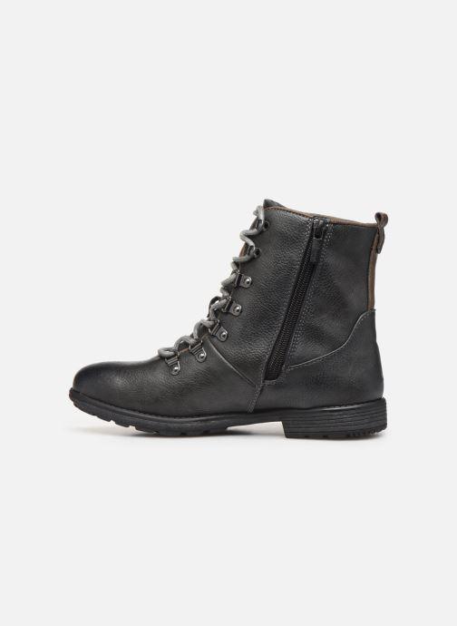 Boots en enkellaarsjes Mustang shoes 5043609 Grijs voorkant