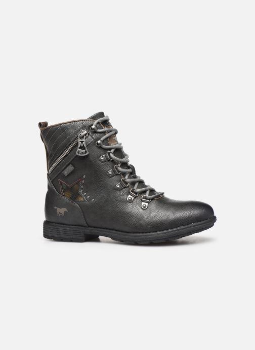 Bottines et boots Mustang shoes 5043609 Gris vue derrière