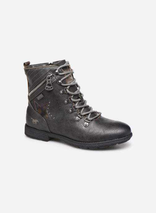 Bottines et boots Mustang shoes 5043609 Gris vue détail/paire
