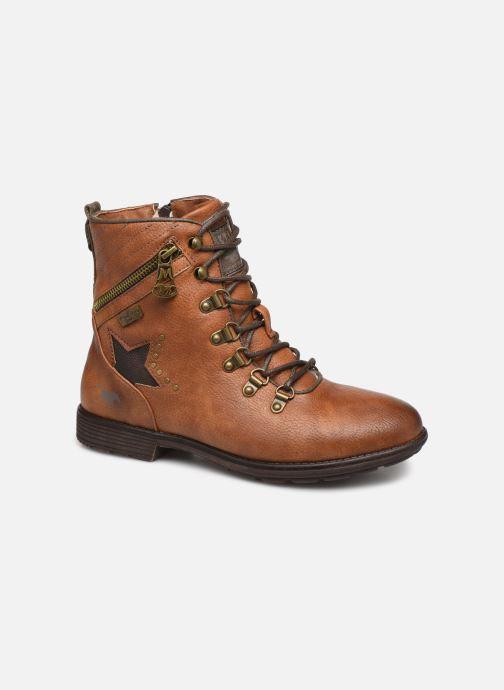 Bottines et boots Mustang shoes 5043609 Marron vue détail/paire
