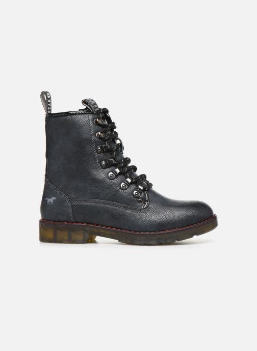 Boots en enkellaarsjes Mustang shoes 5055602 Blauw achterkant