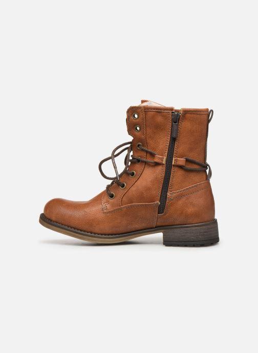 Bottines et boots Mustang shoes 5026619 Marron vue face