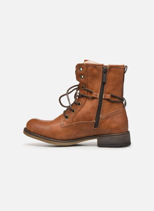 Boots en enkellaarsjes Mustang shoes 5026619 Bruin voorkant