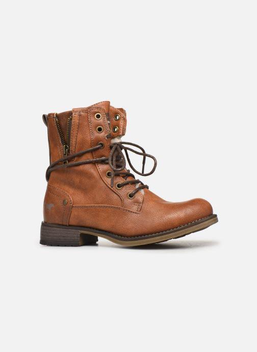 Boots en enkellaarsjes Mustang shoes 5026619 Bruin achterkant