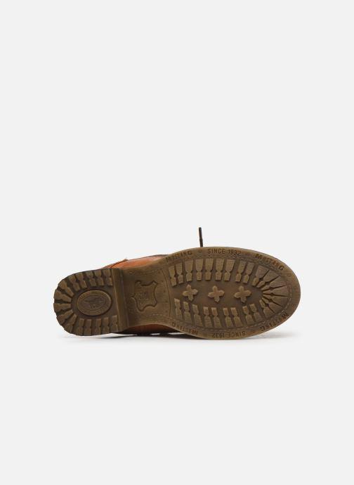 Bottines et boots Mustang shoes 5026619 Marron vue haut