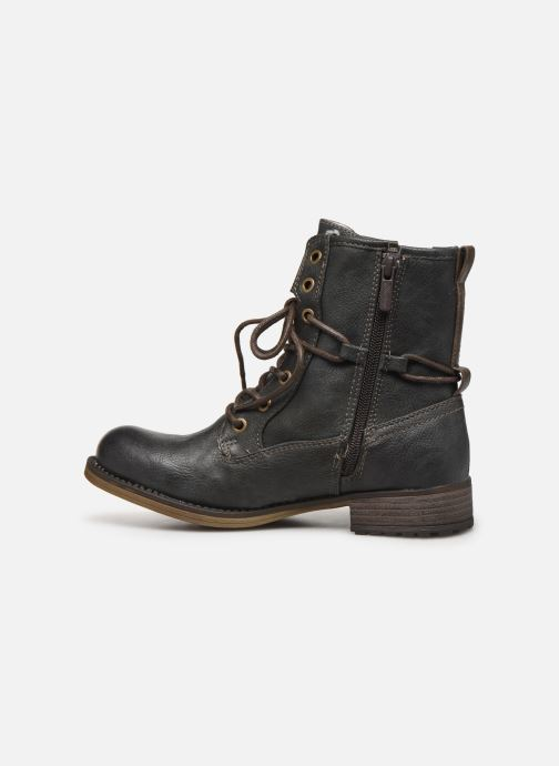Bottines et boots Mustang shoes 5026619 Gris vue face
