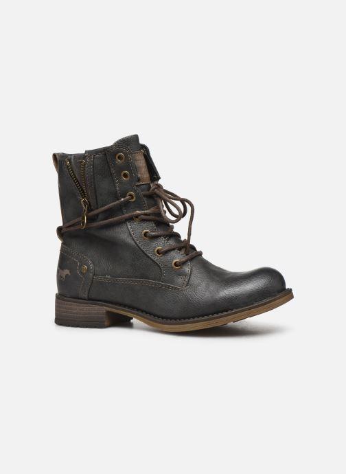 Bottines et boots Mustang shoes 5026619 Gris vue derrière