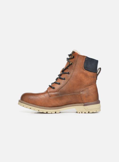 Boots en enkellaarsjes Mustang shoes 5051608 Bruin voorkant