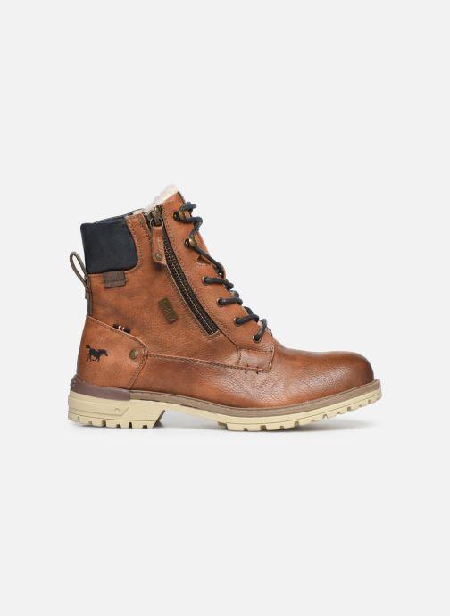 Boots en enkellaarsjes Mustang shoes 5051608 Bruin achterkant