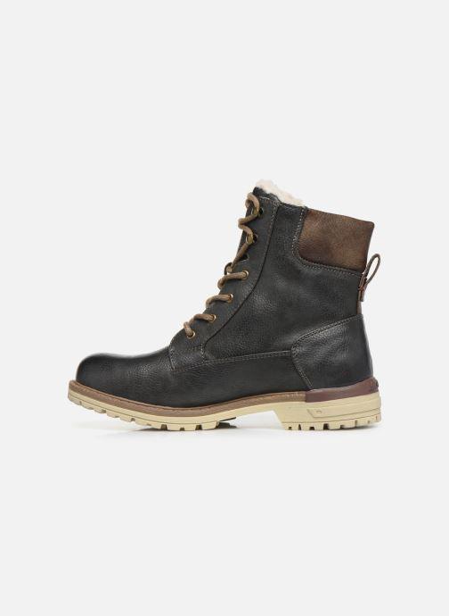 Bottines et boots Mustang shoes 5051608 Gris vue face