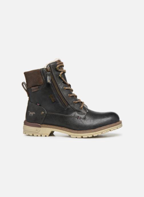 Stiefeletten & Boots Mustang shoes 5051608 grau ansicht von hinten