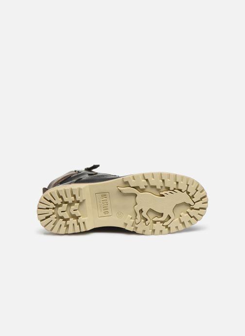 Stiefeletten & Boots Mustang shoes 5051608 grau ansicht von oben