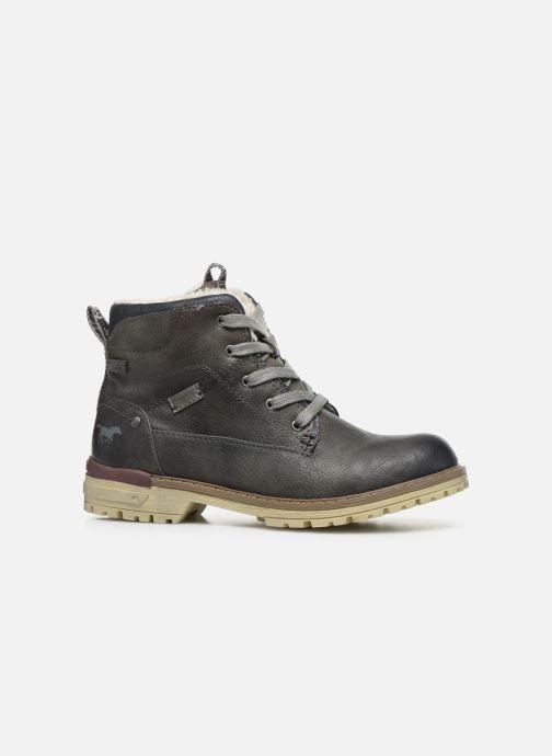 Boots en enkellaarsjes Mustang shoes 5051605 Grijs achterkant