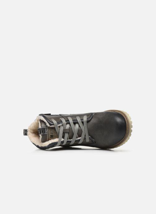Boots en enkellaarsjes Mustang shoes 5051605 Grijs links