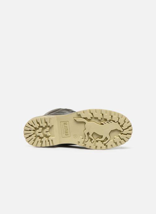 Bottines et boots Mustang shoes 5051605 Gris vue haut