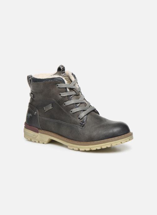 Bottines et boots Mustang shoes 5051605 Gris vue détail/paire